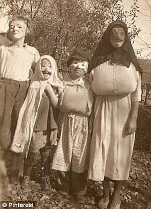 Disfraces de Halloween retro (12)