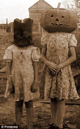 Disfraces de Halloween retro (11)