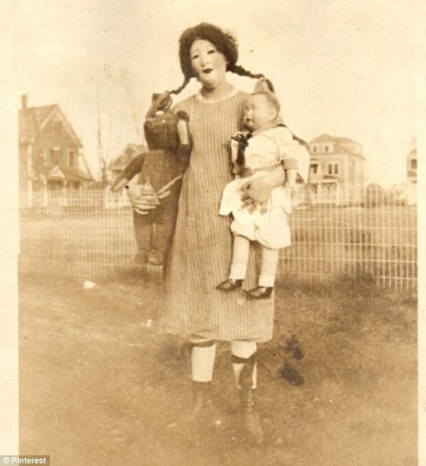 Disfraces de Halloween retro (8)