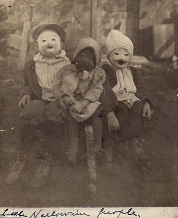 Disfraces de Halloween retro (6)