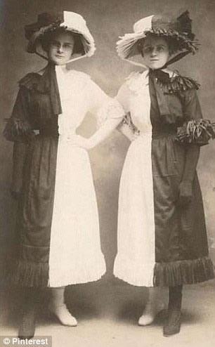 Disfraces de Halloween retro (4)