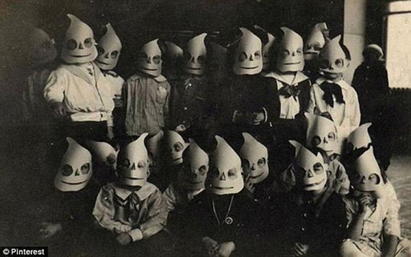 Disfraces de Halloween retro (2)