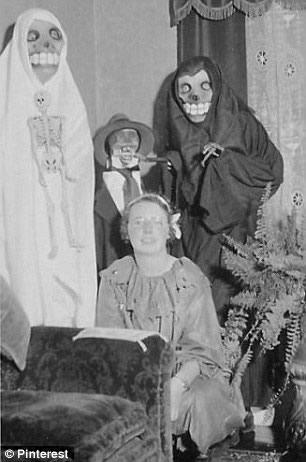 Disfraces de Halloween retro (18)