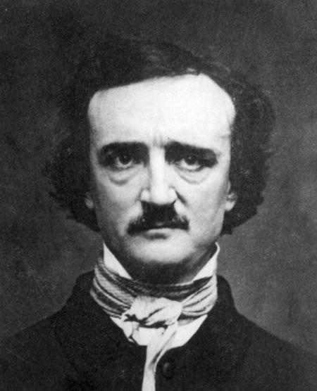 10 mejores frases de Edgar Allan Poe
