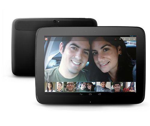 Nexus 10 Google