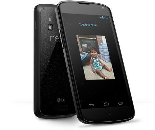 Nexus 4 caracteristicas