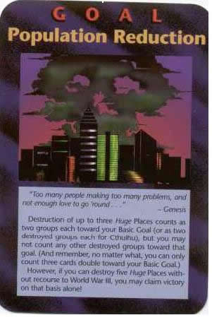 Illuminati: Un Nuevo Orden Mundial reduccion población
