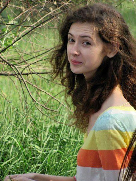 Lyudmila Titchenkova síndrome Marfan (1)