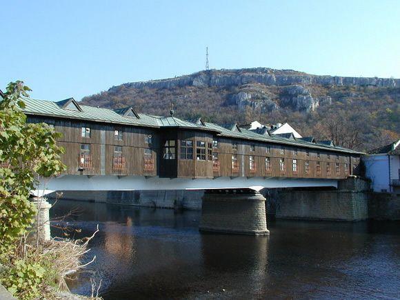 Puente Cubierto Bulgaria Lovech