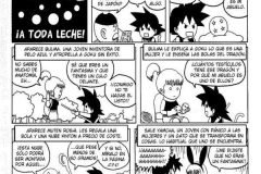 Dragon Ball ¡A toda leche! (1)