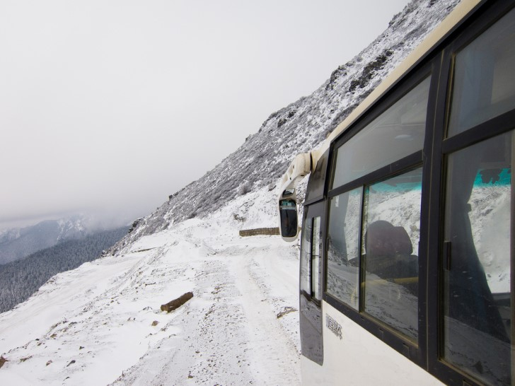 Sichuan tibet carretera