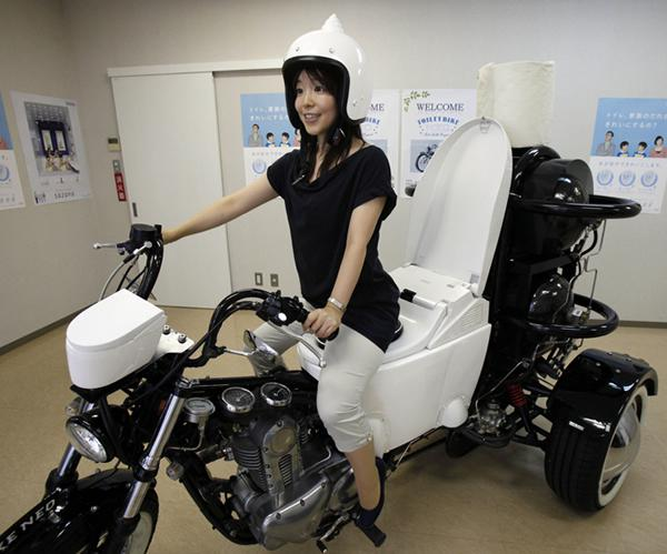 Toilet Bike Neo (6)