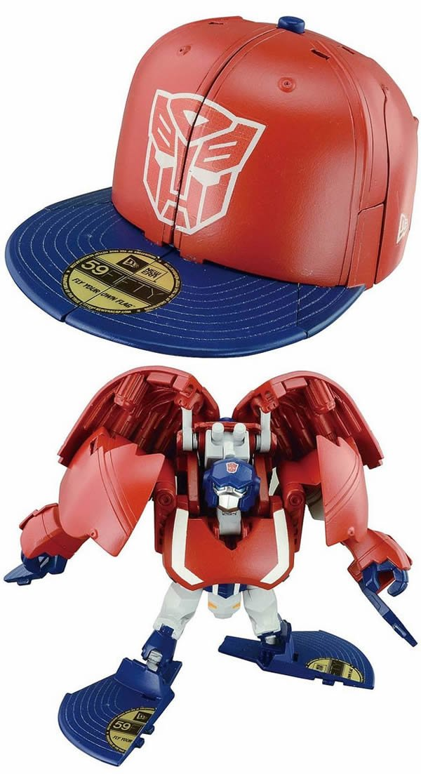 gorras Transformers 59FIFTY New Era (1)