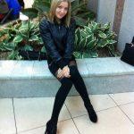 Catherine Vandareva, modelo y peleadora de Muay Thai