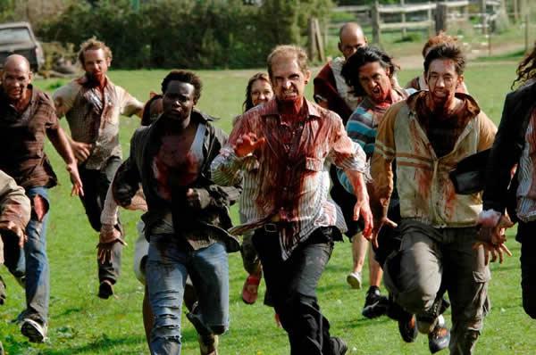 zombis corriendo
