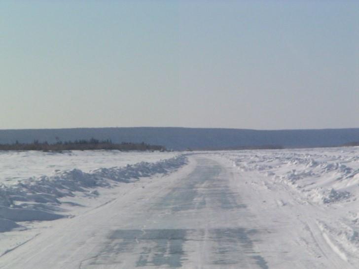 Yakutsk lago congelado
