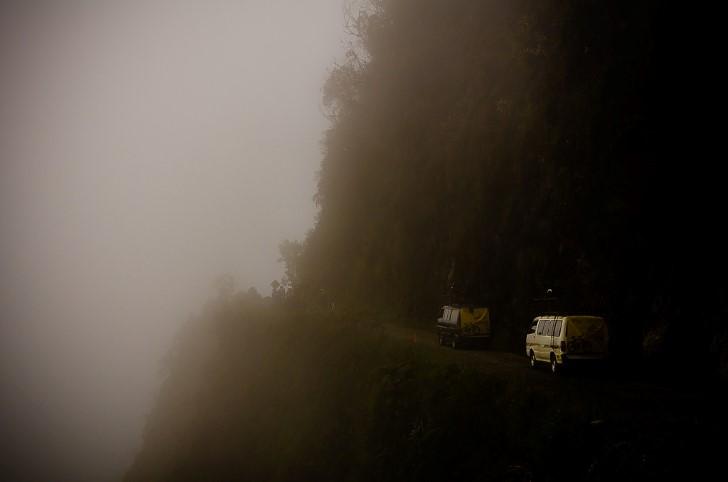 Yungas del norte bolivia