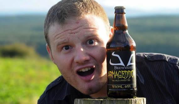 Brewmeister cerveza armageddon