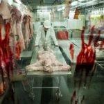 Resident Evil 6 y una carnicería de restos humanos
