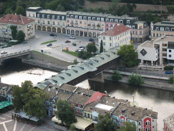 Puente Cubierto en bulgaria