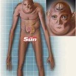 La evolución del cuerpo humano en mil años
