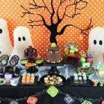 Cómo hacer una fiesta de Halloween