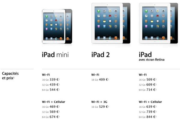 iPad mini - Apple