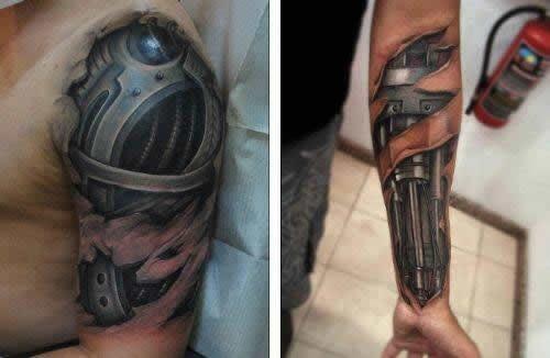 Tatuajes hiperrealistas (3)