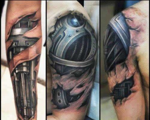 Tatuajes hiperrealistas (2)