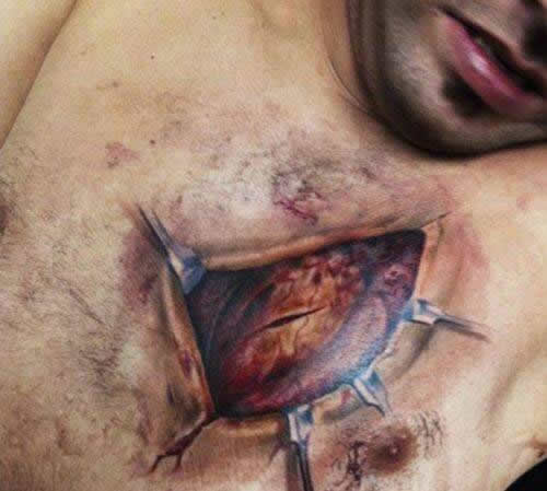 Tatuajes hiperrealistas (1)