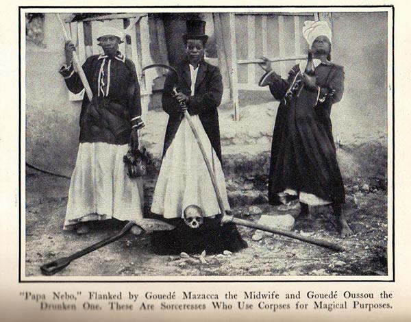 africanos vudu