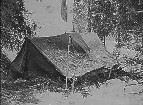 Fotografía del campamento