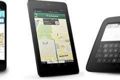 dispositivos Nexus Google