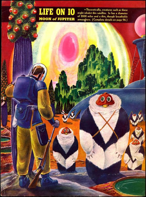 FANTASTIC ADVENTURES ilustraciones Frank R. Paul (8)