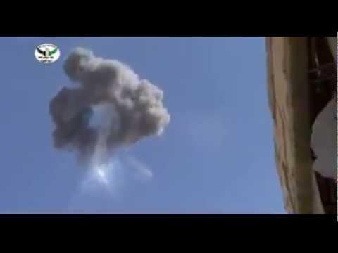 siria helicoptero explosion