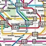 Secretos del metro de Tokio