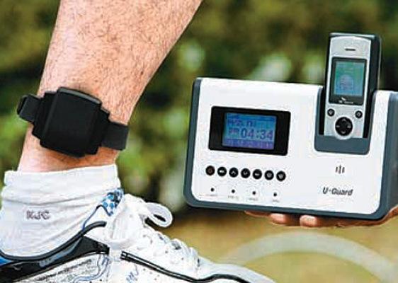 Electronic Ankle Bracelet Detector (EABD)