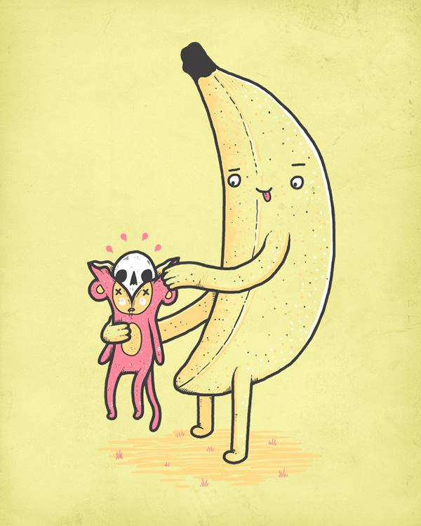 Randy Otter ilustracion (17)
