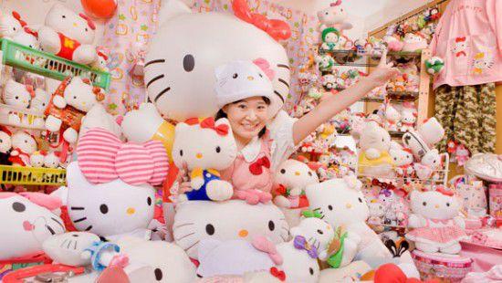 Asako Kanda Hello Kitty (2)