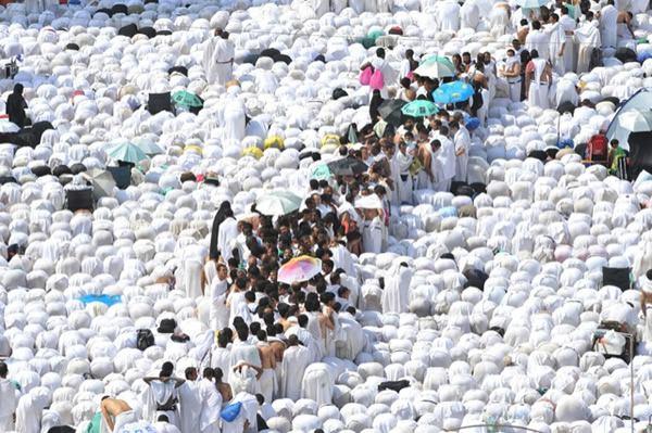 fotografías del Hajj (2)