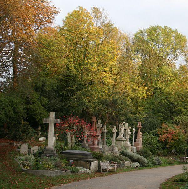 cementerio de Highgate (4)