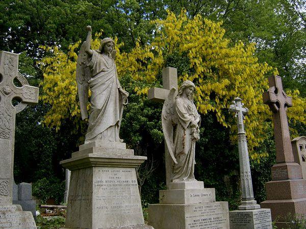 cementerio de Highgate (6)