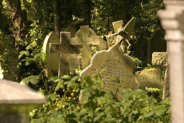 cementerio de Highgate (5)