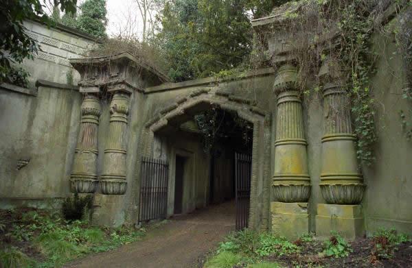cementerio de Highgate (16)