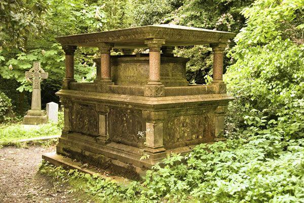 cementerio de Highgate (15)