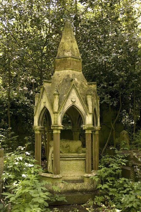 cementerio de Highgate (9)