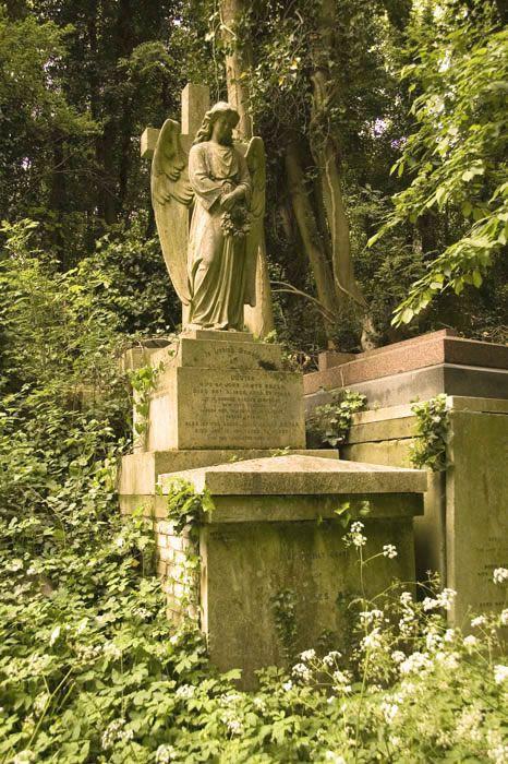 cementerio de Highgate (20)