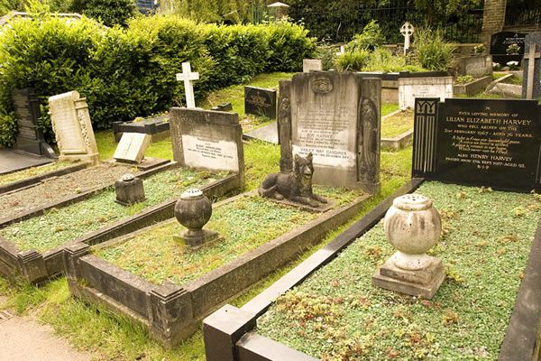 cementerio de Highgate (18)