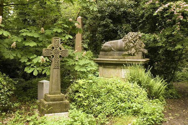 cementerio de Highgate (17)