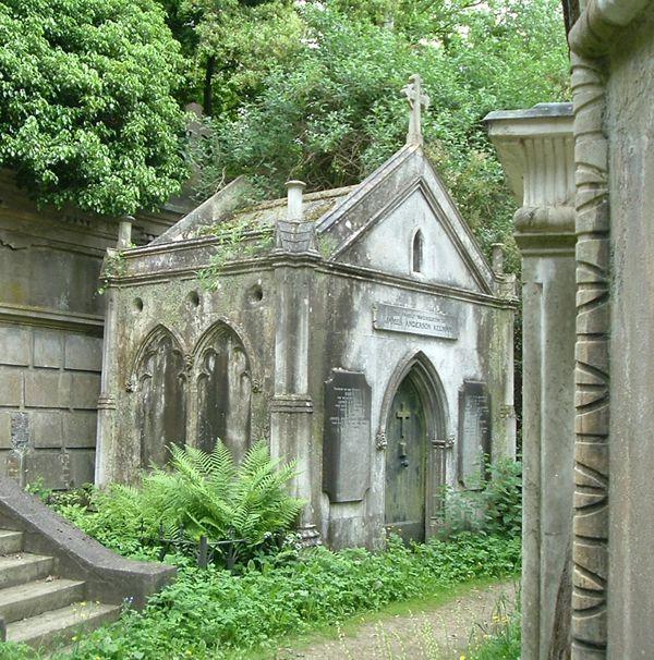 cementerio de Highgate (24)